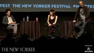 Junot Diaz and Karen Russell (Full)