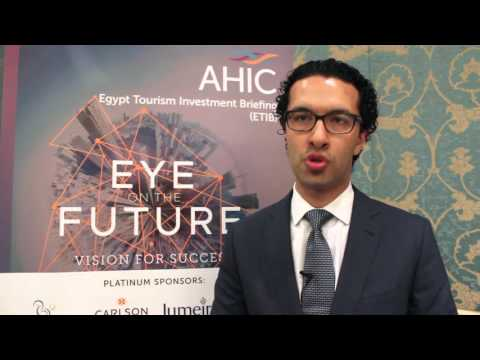 #AHIC16 Egypt Briefing: Mohamed Kaoud, CEO, Egyliere Travel