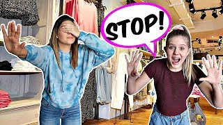 SHOP Until I Tell You To STOP TIKTOK Shopping Challenge
