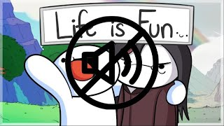 Life Is Fun Music Video But It's Only The Voices