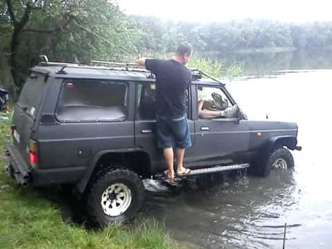 nissan patrol k160 youtube