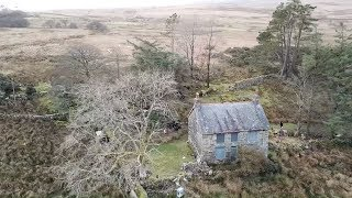 Wales UNTOUCHED Lonely House In The Mountains