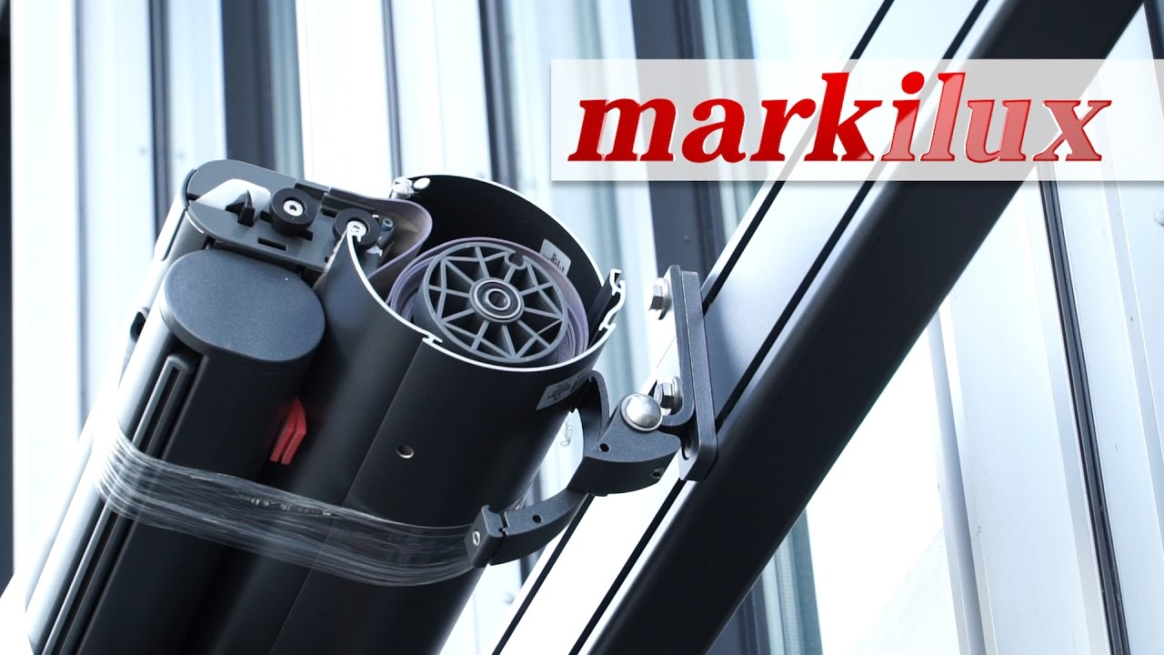 Markilux Montage Syncra Uno Flex Pergola Flex Youtube