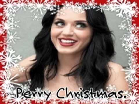 Katy Perry White Christmas! Perry Christmas!