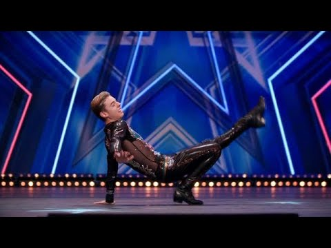 Dan Karaty begrijpt niets van hysterische gardedans - HOLLAND'S GOT TALENT