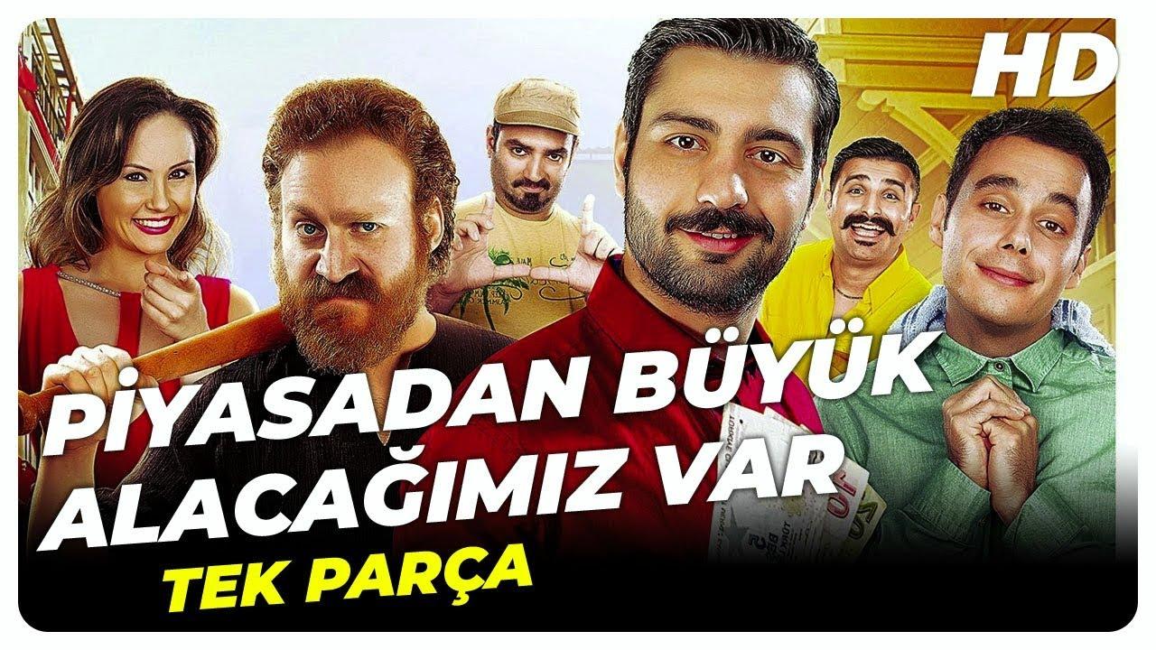 Piyasadan Büyük Alacağımız Var | Türk Komedi Filmi | Full Film İzle (HD)
