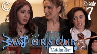 BAMF Girls Club (Ep. 7) Hermione, Katniss, Lisbeth, Buffy, Michonne, and...Bella? Matchmaker!