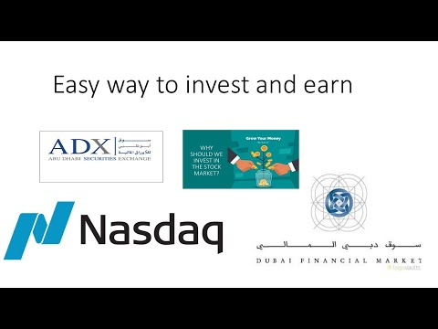 How to invest in dubai stock market and UAE stock as well?