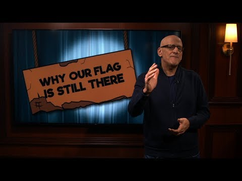 Why Our Flag is Still There