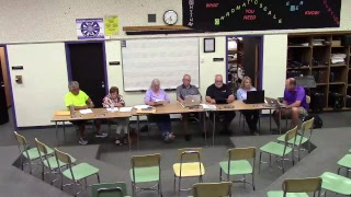 2018-06-21 June School Board Meeting