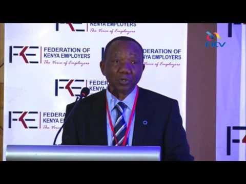 Federation of Kenya Employers elects new national President