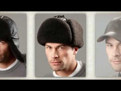 Classic Men s Fur Hats from Fur Hat World - YouTube a5418ad023ac