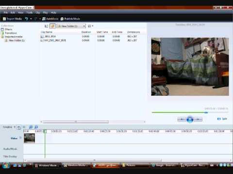 How To Put Movies In Reverse On Window Movie Maker Vista