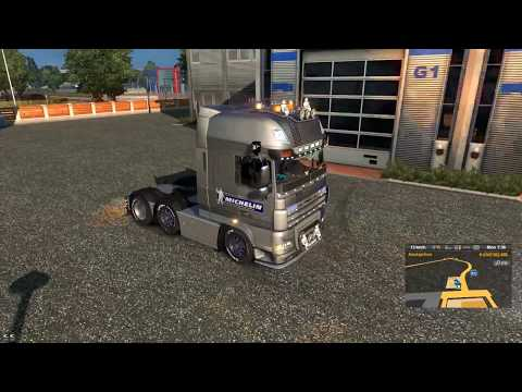 ETS 2HEAVY HAULING CHRONICLES MP FRANCE EVENT