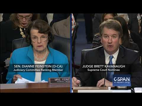 Word for Word: Senators Question Judge Kavanaugh During Second Day of Confirmation Hearing (C-SPAN)