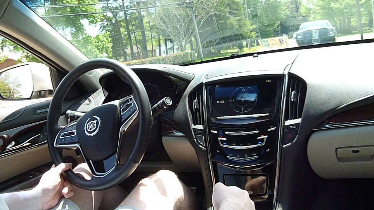2013 cadillac ats 2 0t kpe exhaust daily driving youtube. Black Bedroom Furniture Sets. Home Design Ideas