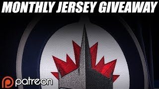 Monthly Jersey Giveaway on Patreon!