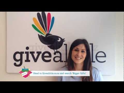 Givealittle Bigger Gift Update | Rodney Gordon