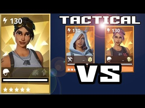 FortNite - Best Tactical for Master Grenadier Ramirez - MGR - FlashBang or Plasma