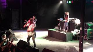 "The Underachievers Live in Portland 10/6/15 ""Allusions"""