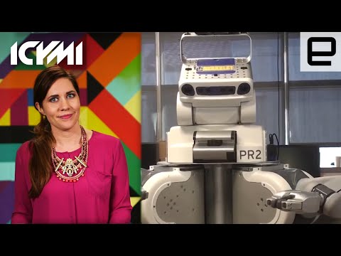 ICYMI: VR yourself into a robot, plasma physics and more