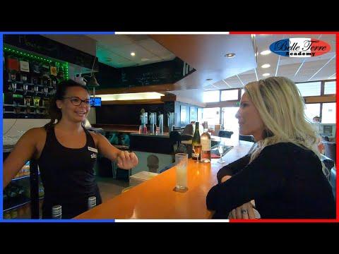 At the BAR in FRANCE: TYPICAL FRENCH ALCOHOLIC BEVERAGES &  FRENCH BARTENDER life | Au BAR en FRANCE