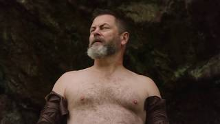 "Nick Offerman's ""The Whisky"""