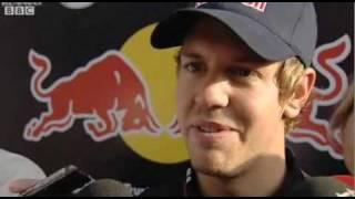 """Sebastian """"Double Entendre"""" Vettel #1"""