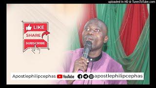 Manifestation Of Sons_Apostle Philip Cephas