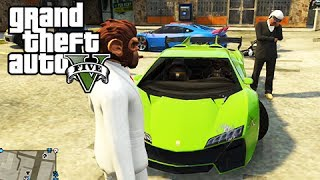 GTA 5 Online High Life DLC Car Horn Orchestra, More Story Time with Lui and Frustrated Wildcat