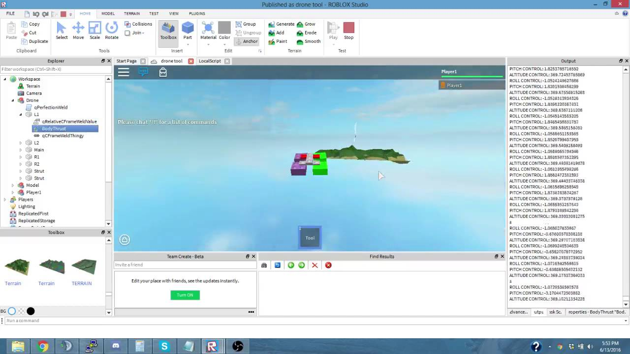 Roblox Insert Weld | How To Get Infinite Robux On Roblox 2018