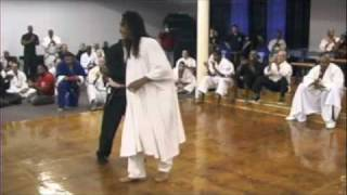 Oso Tayari Casel   Tribute to Grand Master Powell NYC