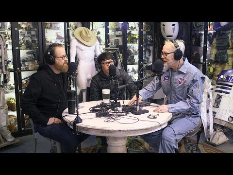 Spot And Parasite SPOILERCAST -  Still Untitled: The Adam Savage Project - 2/4/20