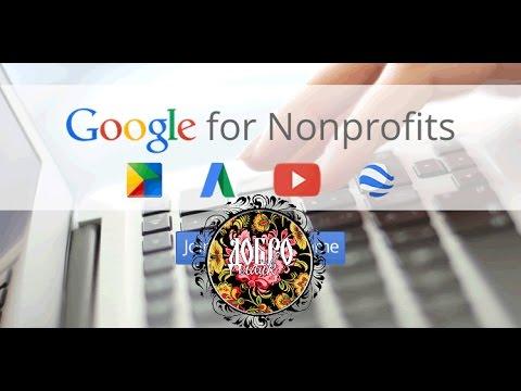 Гугл Nonprofits трансляция, Таргетированая реклама и продвижение НКО, благотворительность Ярославль