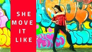 She Move It Like   Dance Cover   Badshah   Warina Hussain   ONE Album