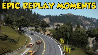 EPIC REPLAY MOMENTS! | Project Cars Gameplay PC