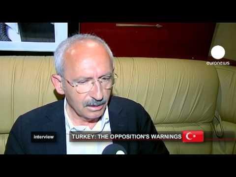 euronews interview - Verfassungsreform beherrscht Parlamentswahl in der Türkei
