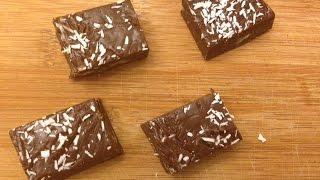 How To Make Chocolate Burfi ( Awesome Chocolate Fudge Recipe)