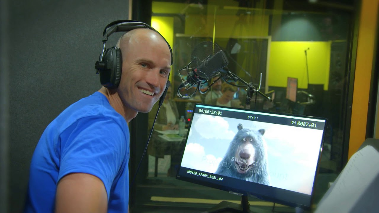 Wonder Park Behind The Scenes With Fitzy Wippa Paramount Pictures Australia