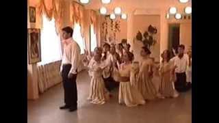 Спектакль «Медный всадник», 2000 год