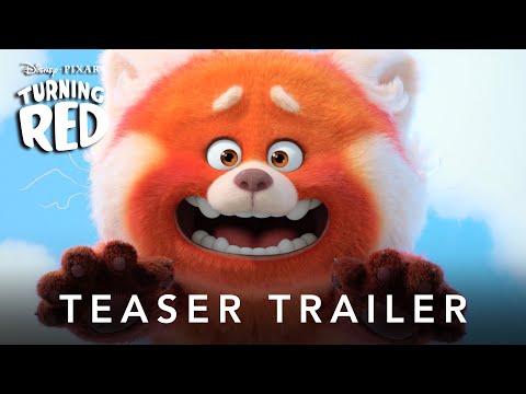 Turning Red | Teaser Trailer