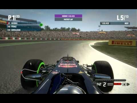 F1 2012 Toro Rosso - Suzuka GP
