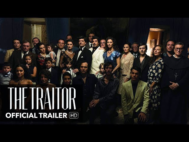 THE TRAITOR Trailer Mongrel Media