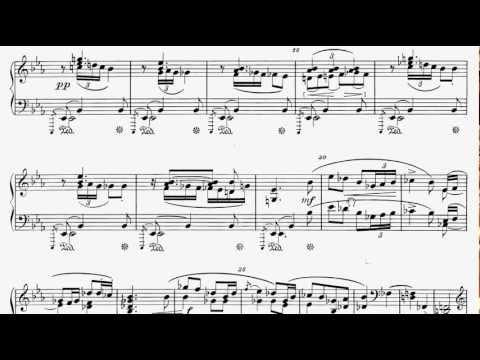 ABRSM Piano 2013-2014 Grade 8 C:10 C10 Dvorak In the Old Castle Op.85 No.3 Sheet Music