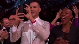 BTS WON Top Social Artist @Billboard Music Award 2018 + Winning Speech - bts billboard music awards speech