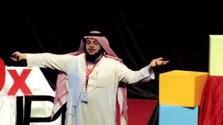 TEDxKFUPM | رشاقة التعلم مفتاح الريادة : أ.عبدالله الزامل
