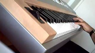 Stargate Atlantis Opening Theme Piano