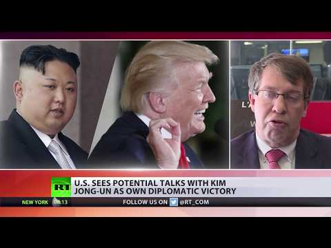 Whose Win? US sees potential talks with Kim Jong-un as own diplomatic victory