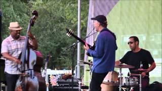 "Montclair Jazz Fest Trio plays ""Afro Blue"""