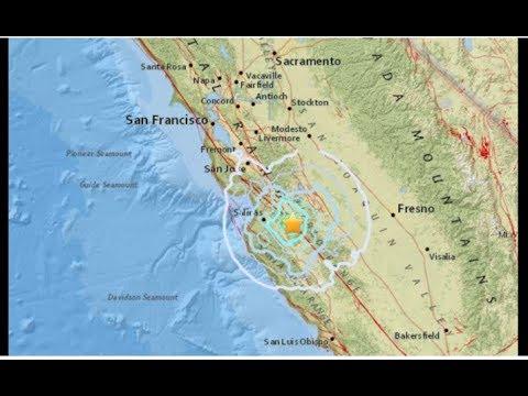 Magnitude 4.7 Earthquake Strikes Monterey County, California | U.S. Geological Survey